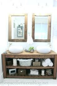 Bathroom Open Shelving Open Bathroom Shelves Exquisite Linen Storage Ideas For Your Home