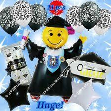 qualatex graduation party foil balloons ebay