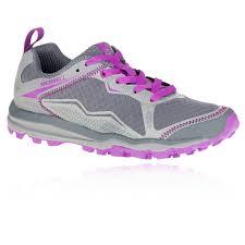light trail running shoes womens sweet merrell all out crush light trail running shoes grey