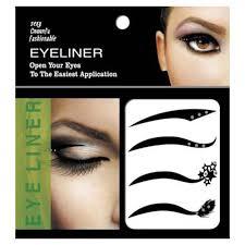 4pairstyle eyeliner waterproof temporary makeup eye eyelid