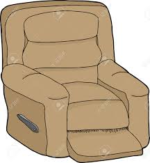 sofa clipart recliner chair pencil and in color sofa clipart