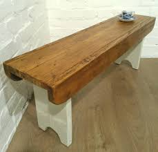 Old Pine Furniture F U0026b Painted Antique 4ft Rustic Reclaimed Old Pine Dining Plank