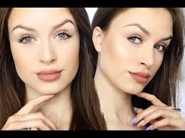 simple easy everyday work makeup look summer edition