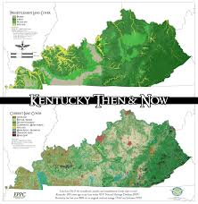 kentucky map maps kentucky waterways alliance