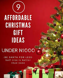 ontheblog www thealaroro com christmas gift ideas under n1000 don