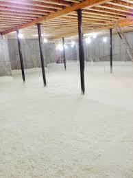 foam insulation for basement walls in toronto