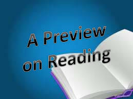 developmental reading preview on reading and history of reading