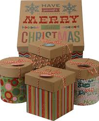 gift boxes glitter accents 1 large box