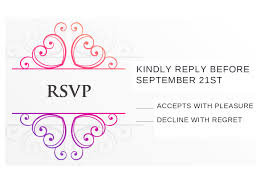 Wedding Invitations With Free Rsvp Cards Compare Prices On Rsvp Wedding Online Shopping Buy Low Price Rsvp