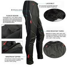 windproof cycling jackets mens santic men u0027s windproof cycling trousers fleece thermal winter