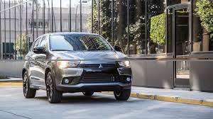 2017 mitsubishi outlander sport limited edition motor1 com photos