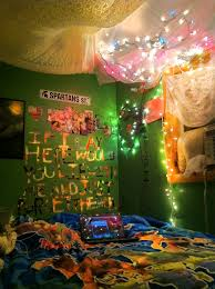 decorating a teenage girls room with lights imanada ideas
