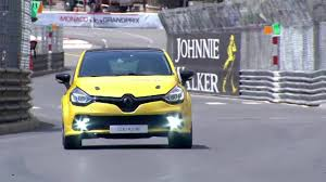 renault monaco renault clio r s 16 reveal in monaco youtube