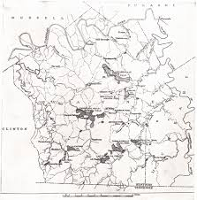 Map Of Kentucky And Tennessee by Geology Of Kentucky Chapter 23 Petroleum And Natural Gas