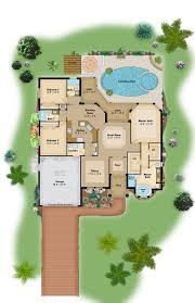 cottage house plans and on pinterest idolza color floor plan and brochure samples on behance sample florida style home design custom by bluestream