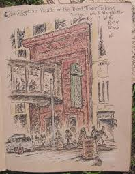 urban sketchers twin cities sketches of downtown minneapolis