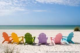 sieges de plage sièges sur la plage ecard bretonne carte virtuelle de bretagne