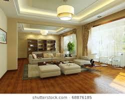 livingroom interior living room interior gray brown colors stock photo image royalty