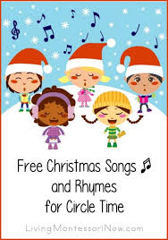 free songs and rhymes for circle time free