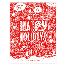 Holiday Gift Card Template Happy Holiday Templates 11 Happy Holiday Card Templates Images