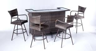 Patio Bar Chairs The 25 Best Patio Bar Set Ideas On Pinterest Outdoor Bar Patio Bar