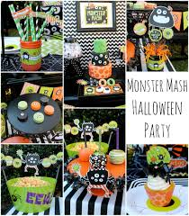 Halloween Birthday Party Cakes by Halloween Monster Mash Party Creative Juice