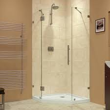 glass bath doors frameless maax shower doors showers the home depot