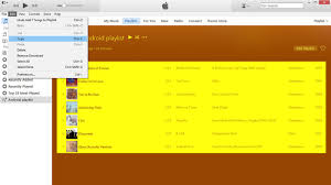 how to put itunes on android how to sync itunes to your android device