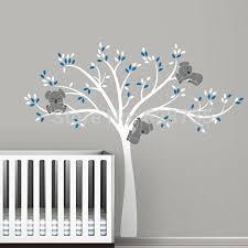 Vinyl Tree Wall Decals For Nursery by Aliexpress Com Buy Free Shipping Oversized Large Koala Tree Wall
