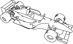 f1 mclaren 2001 formula sport car coloring page wecoloringpage