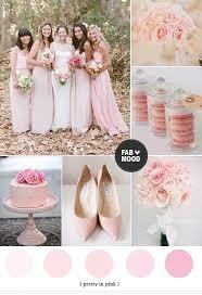 wedding color schemes pink wedding color schemes light pink wedding color ideas