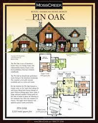 pin oak builder floor plan the coves mountain river club