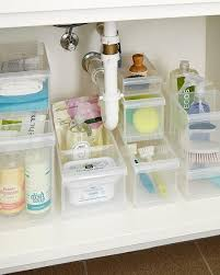 the kitchen sink cabinet organization 15 best sink organizers for bathrooms and kitchens