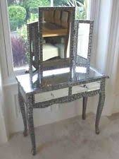 Ornate Vanity Table Silver Dressing Tables Ebay