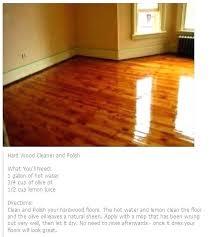 Wood Floor Cleaner Diy Wood Floor Cleaner Hardwood Floor Cleaner Recipe Wood