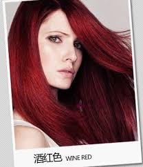 Washing Hair After Coloring Red - 25ml 2 natural hair red color shampoo without ammonia wine red
