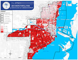 Miami Design District Map by Planning Demographics 2010
