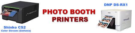 photo booth printers sinfonia shinko cs2 chc s6145 dnp dsrx1 photo booth printers