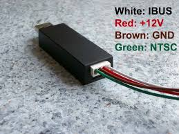 ibus interface for bmw cars