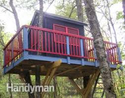I Have Built A Treehouse - how to build a tree house u2014 building tips u2014 the family handyman