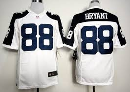nike dallas cowboys 88 dez bryant white thanksgiving limited