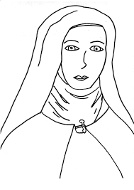 mother coloring pages coloring pages little ways sacrifice beads