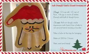 ornaments dough recipe