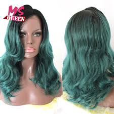 pictures of black ombre body wave curls bob hairstyles cheap synthetic lace front wig african american body wave wigs ombre
