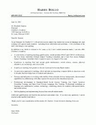 Examples Of Cover Letters And Resumes by Sample Cover Letter High