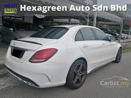 mercedes amg c200 mercedes c200 2016 avantgarde 2 0 in penang automatic sedan