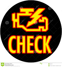 places that do free check engine light check engine light in circle stock illustration illustration of