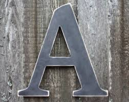 wood letters u0026 names rusticpinedesigns