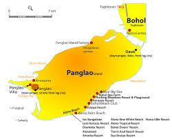alona resort map resorts in panglao island travel treats tour services