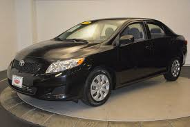 toyota corolla 2009 maintenance schedule 2009 used toyota corolla base at hudson toyota serving jersey city